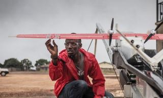 New Drone Port Begins Operating in Eastern Rwanda