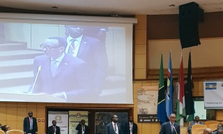 Kagame Calls for Deeper Solidality as He Takes Over EAC Chairmanship