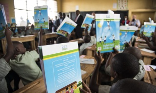 Bridging English Language Barrier Gap: How Rwandan Teachers Are Catching Up
