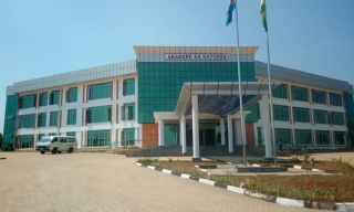 Rwanda's Vision 2020 Shinny District Offices