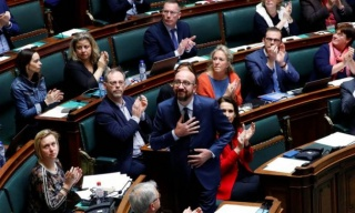 Belgium Parliament Adopts Law on Genocide Denial