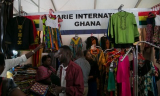 Kigali Int'l Trade Fair Goes Cashless