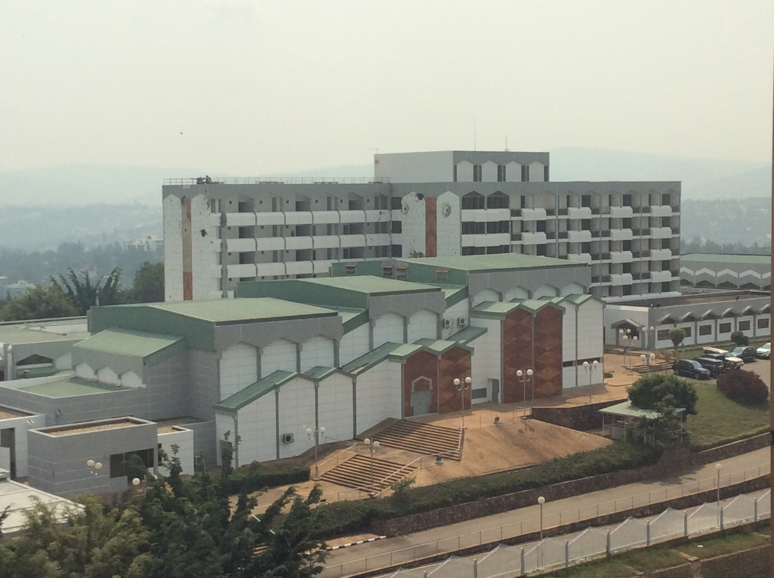 Kwibohora25: Does the New Look of Parliament Building Symbolize Rwanda's  Stand Today? – KT PRESS