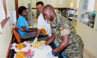 Rwanda, Uganda and Other EAC Armed Forces in Joint Healthcare Exercise