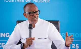 I Fought to Have a Country, Not to Be President- Kagame
