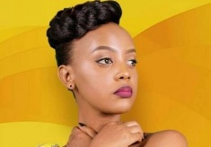 Butera Knowless Scoops Award of Best Female Artist of the Month-Zambia