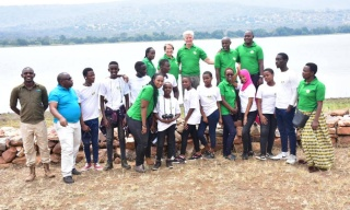 American Couple Pushes Rwandan Students to Save Environment