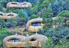 Bisate Lodge Listed Among World Most Luxurious Eco-Friendly Hotels
