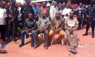 Police Arrest Four Men Connected to Grenade Attack in Western Rwanda