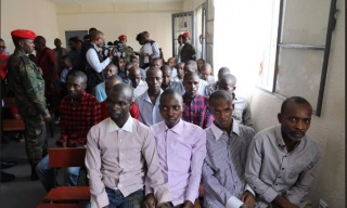 25 Rwanda National Congress Suspects In Court. As It Happened