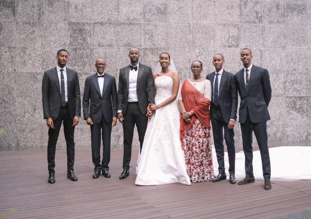 Kagame Son
