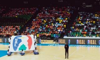 Photos: Pomp and Fanfare as Kagame Unveils Basketball Africa League logo