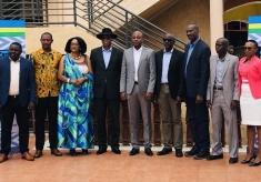 Murenzi Abdallah Elected Cycling Federation's President