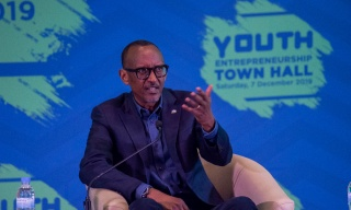 Being an Entrepreneur Is a Mindset – Kagame to the Youth