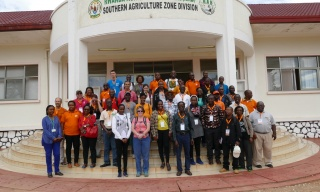 Rwanda Agriculture Board Returns Home to Southern Province