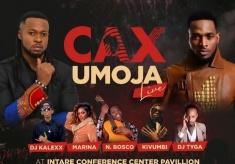 Mr Flavour, Dbanj Give Rwandans Free Concert