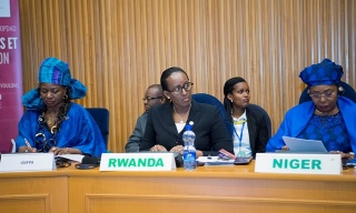 Don't Rest Until Every Teen Pregnancy Is Prevented- Mrs. Kagame