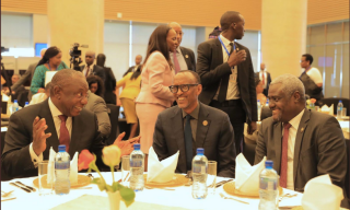 AU Elects Kagame to Drive Africa 2063 Agenda