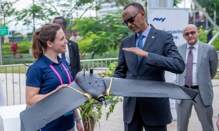 President Kagame, A Day In A Life of the Most In Demand Man In Rwanda