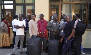 They're Finally Here: The 13 Rwandans Illegally Detained in Uganda Arrive Home