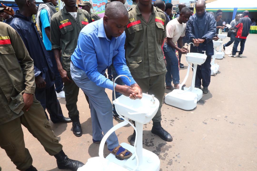 """No Touching"""" – Rwanda PM Issues New Directives on Corona Virus ..."""