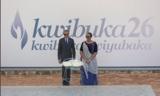 Kwibuka 26: Today We Pause to Reflect On the Tragedy We Experienced – Kagame