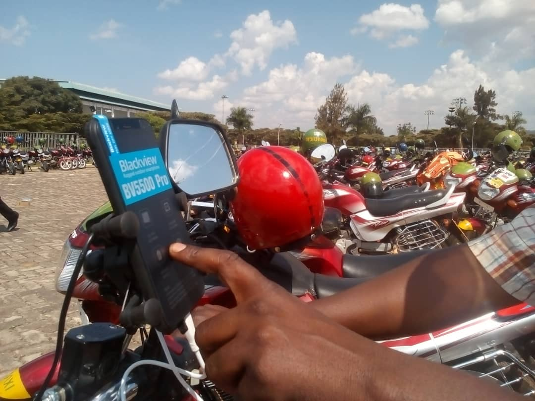 Taxi Moto Riders Warm up for their New Normal – KT PRESS