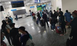 Relief As Rwandans from UAE Are Repatriated Back Home
