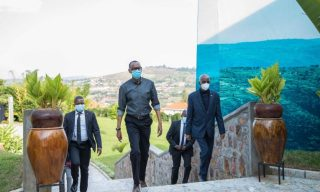 Kagame Chairs the RPF Extended National Executive Committee Meeting