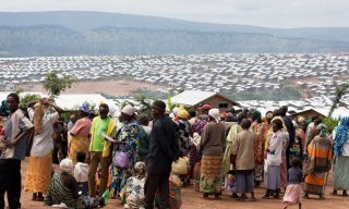 COVID-19: Refugee Camp Spurs Spike in New Cases