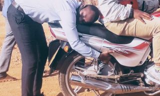The Love Affair of Rwandans and Moto Taxis