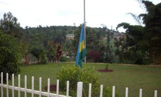 Rwandan Flag to Be Flown at Half-Mast to Mourn President Mkapa