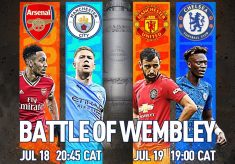 Featured: Watch Emirates FA Cup on StarTimes –Top Clubs Chasing A Wembley Date