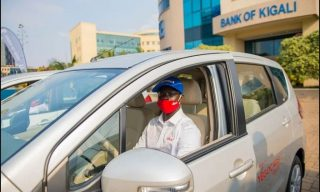 Bank of Kigali Launches 'Special' Loans to Upgrade Taxi Cabs