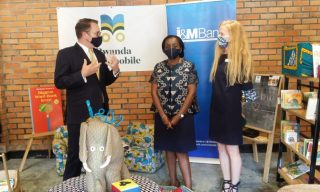 Rwanda Bookmobile Delivers Storytime To Families