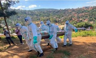 30- Number of COVID-19 Deaths Registered in Rwanda Since Outbreak