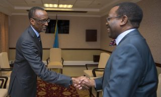You Have Our Full Support- President Kagame to AfDB's Dr Adesina