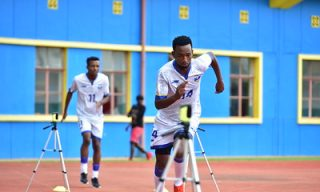 Amavubi Start Non-Contact Training Ahead of Afcon Qualifiers