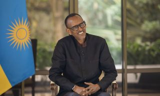President Kagame Laughs Off Death Rumours