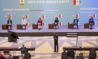 We Are Doing Just Fine -President Kagame