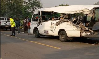 Traffic Under COVID-19: Accidents Claimed 90, Injured 500