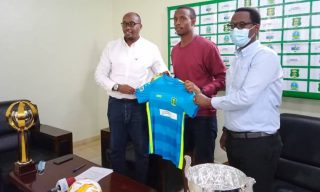 AS Kigali Signs Defender Emery Bayisenge