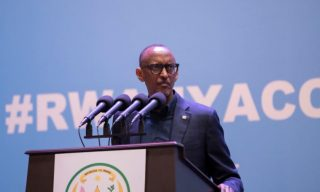 Kagame Welcomes Any Citizenship Applicant with A Burden to Build Rwanda