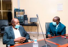 Paul Rusesabagina At Home and Face To Face With His True Self