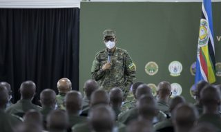 The Training is to Toughen You for Life, President Kagame to Young RDF Cadets