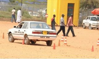 Covid-19: Traffic Police Resumes Driving Tests