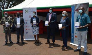 TradeMark East Africa, WFP Partner in COVID-19 Safe Border Trade in Rwanda