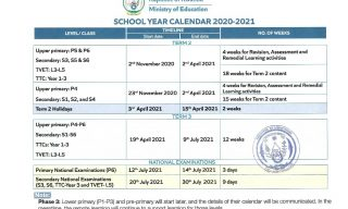 Confirmed: Rwanda to Reopen Schools On November 2, Upper Classes, Final Year Students To Go First