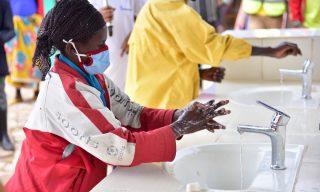 Featured: Rwanda Joins World to Mark 2020 Global Handwashing Day