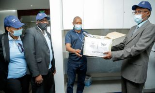 BPR Donates COVID-19 Preventive Kits To Special Olympics Athletes